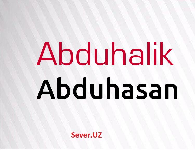 Abduhasan