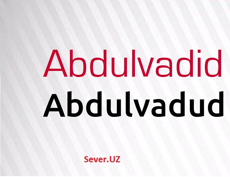 Abdulvadud