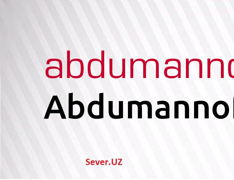 Abdumannof