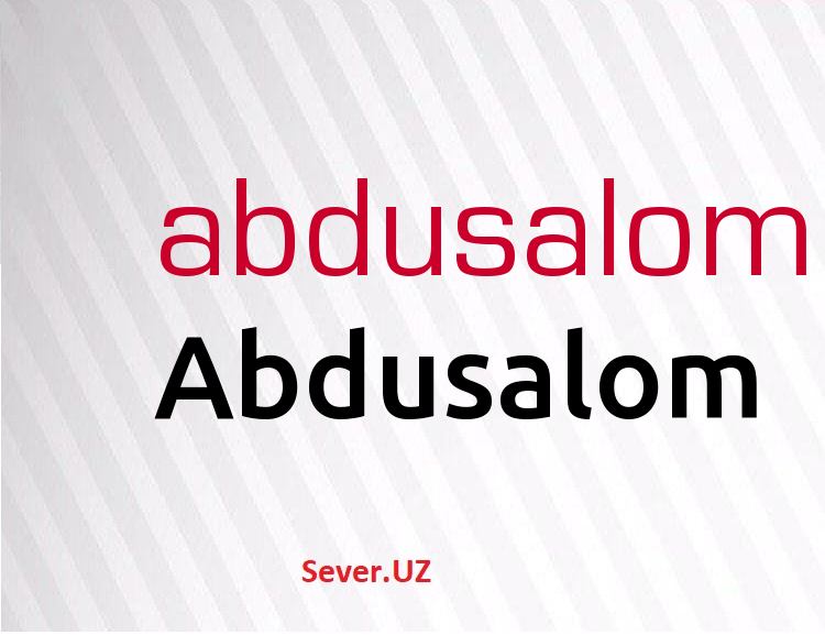 Abdusalom