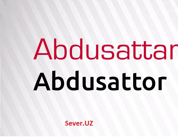 Abdusattor
