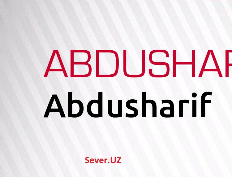 Abdusharif