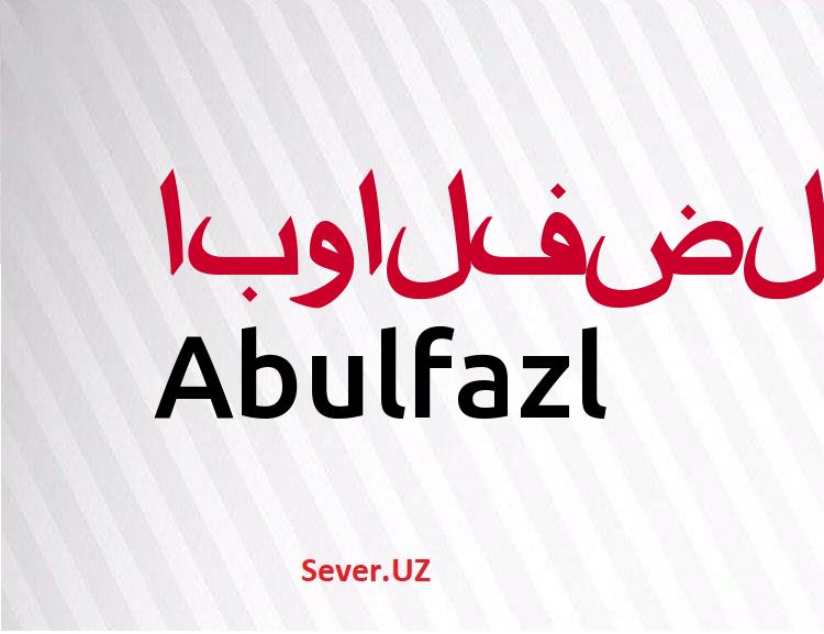 Abulfazl