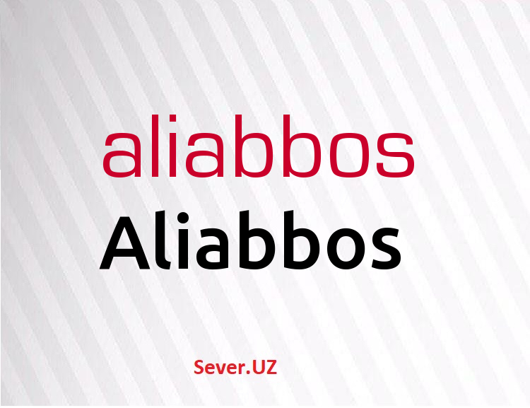 Aliabbos