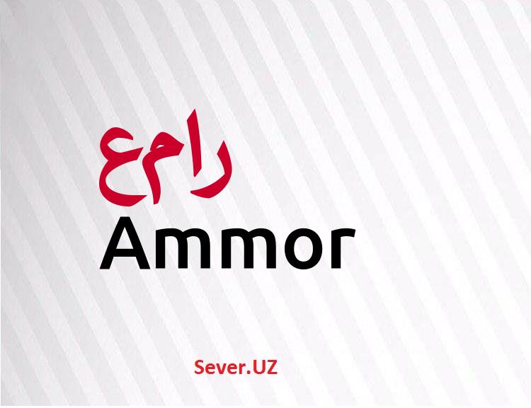 Ammor