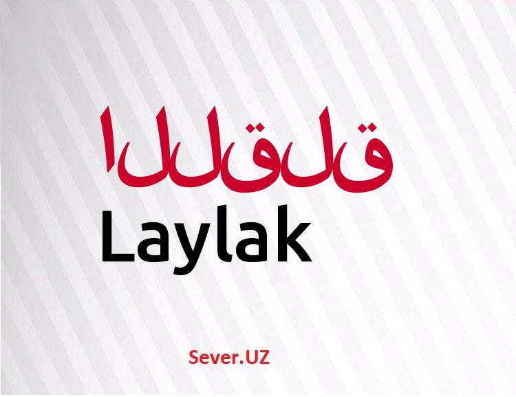Laylak