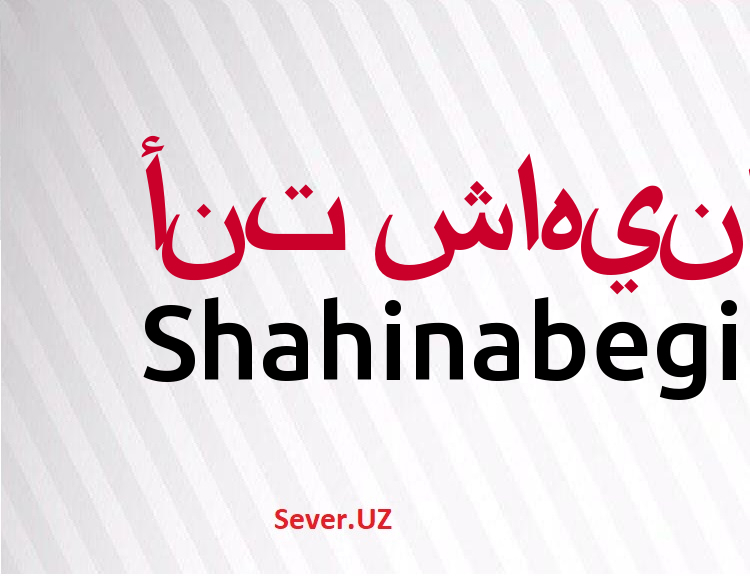 Shahinabegim