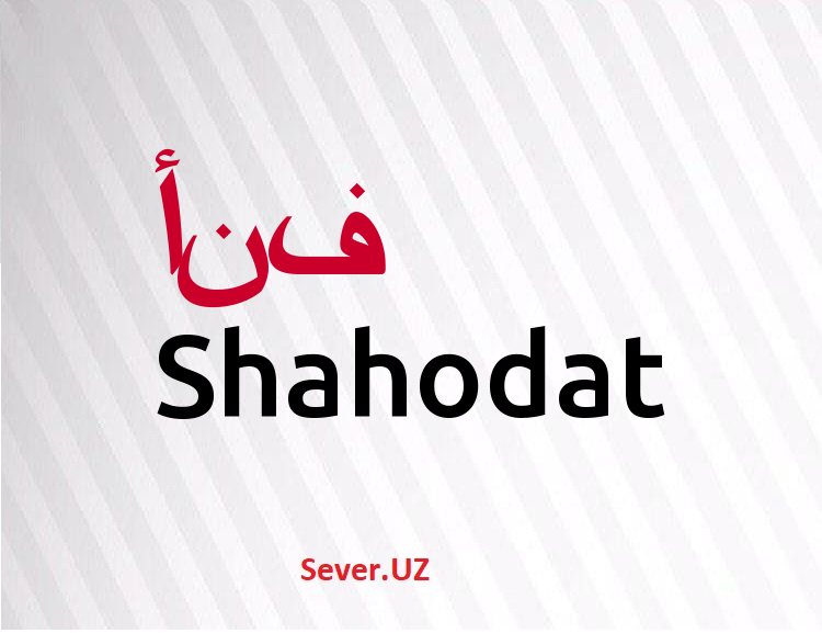 Shahodat