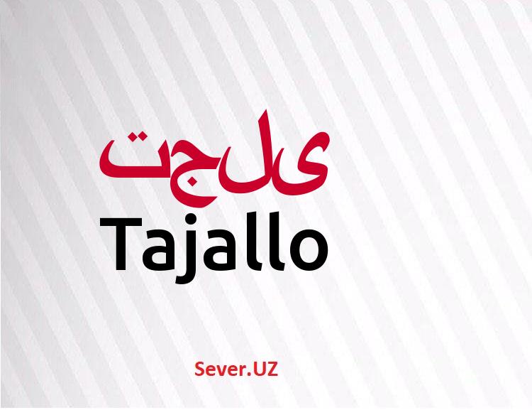 Tajallo