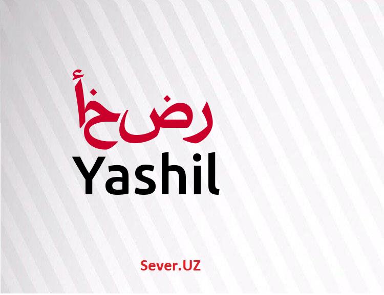 Yashil