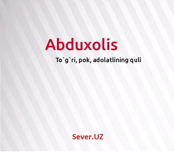 Abduxolis