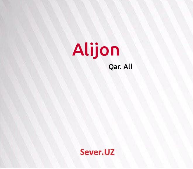 Alijon