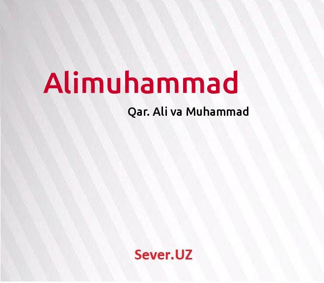 Alimuhammad