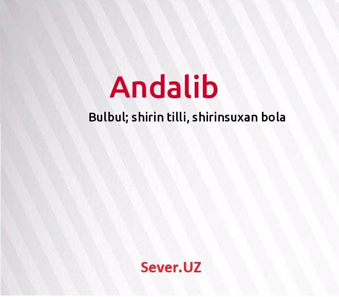 Andalib
