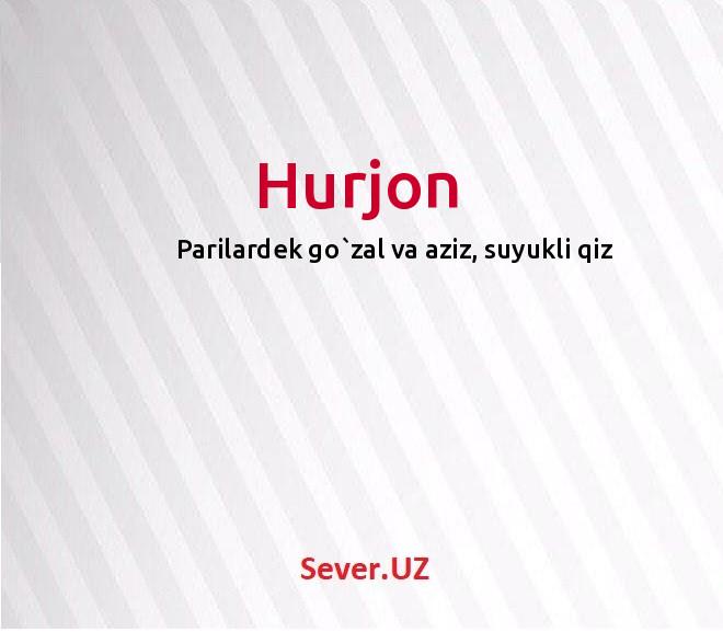 Hurjon