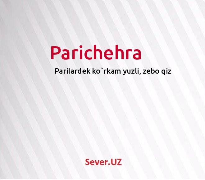 Parichehra