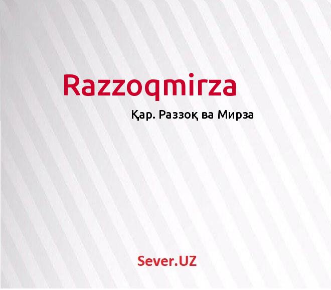 Razzoqmirza