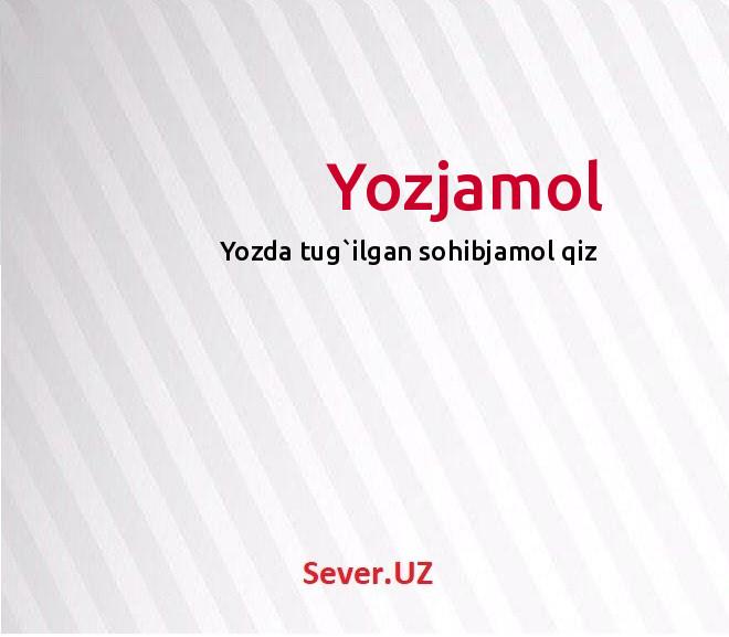 Yozjamol