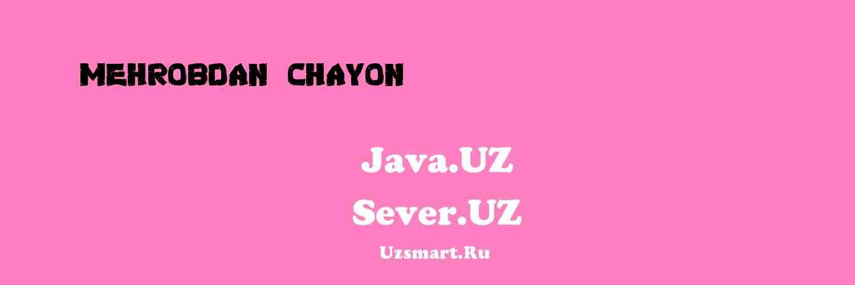 Mehrobdan chayon (I- qism) [Abdulla Qodiriy]