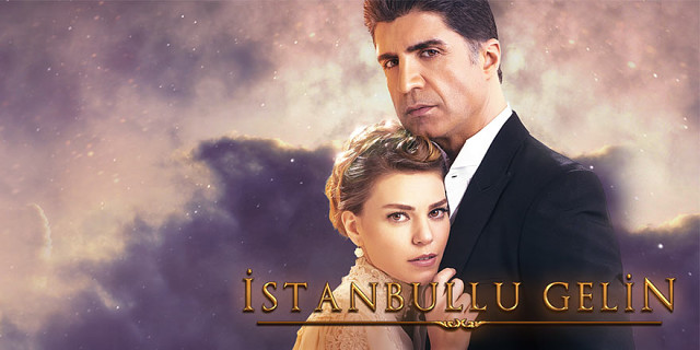 Istanbullik kelin seriali